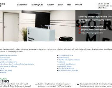kardio-med-strona-internetowa